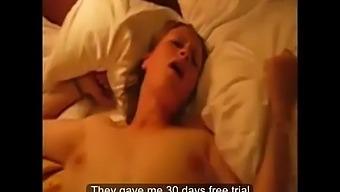 Condom Breaks, Wife Tells Bull To Keep Going...