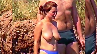Famous Nipple Topless By The Lake