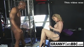 Nina Hartley In Interracial Legend In Her Sexy Lingerie!