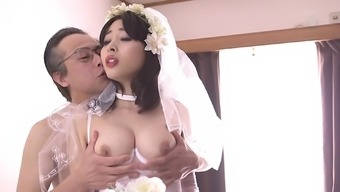 First Marriage Event Night By Using Mao Hamasaki In Stockings Gets Malicious