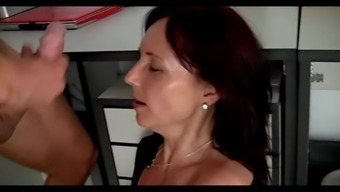 Tiny Grow Older Secretary Fuck In Office Youger Boss