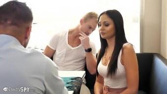 Heated Ariana Marie Persuaded Along At The Restaurant And Commenced And Get A Mess