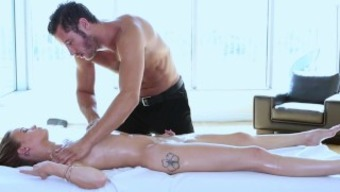 Pornpros - Kacy Street Gets Massaged From Pussy To Effectively Toes