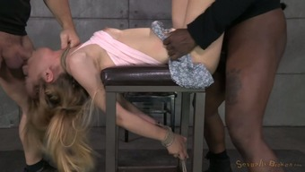 Wayward Pigtailed Youngster Emma Haize Gets Tightly Sure And Fucked Challenging