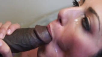 Spouse Comes Thru By Using Cock For His Harlot Companion
