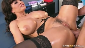 Oversexed Blonde Milf Gets Her Cherry Fucked In Pup And Christian Missionary Placement