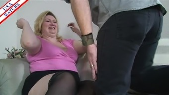 Extended Hair Matured Bbw Closeup Ravished Christian Missionary