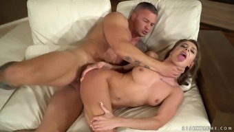 Sandra Well Being Is Basically A Wild Walk Fucked Challenging By The Lover