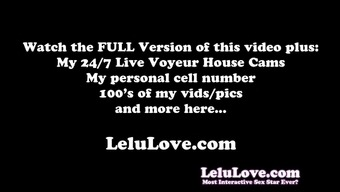 Lelu Love-My Becomes Pregnant Pussy Waiting For You